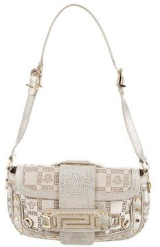 Versace Mini Jacquard Bag