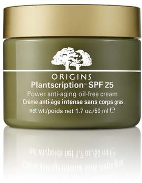 Origins Plantscription(TM) Spf 25 Power Anti-Aging Oil-Free Cream