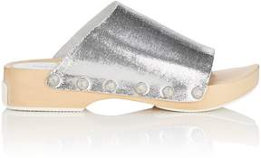 Opening Ceremony WOMEN'S NYKOLA STAMPED LEATHER CLOGS