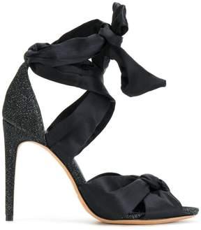 Alexandre Birman tied heeled sandals