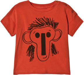 Bobo Choses Spice Route Jubilee Short-Sleeved Baby T-Shirt