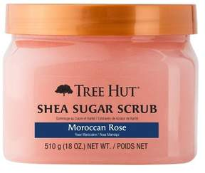 Tree Hut Moroccan Rose Shea Sugar Scrub 18 oz