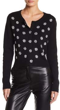 Berek Embellished Knit Cardigan