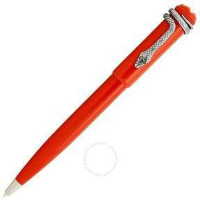 Montblanc Heritage Collection Rouge Et Noir Ballpoint Pen