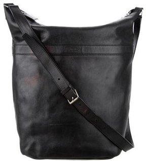 Saint Laurent Leather Satchel Bag