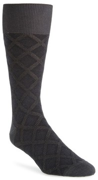 John W. Nordstrom Men's Argyle Socks