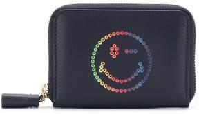 Anya Hindmarch small Smiley wallet