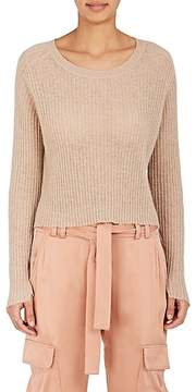 A.L.C. Women's Avery Fine-Gauge Rib-Knit Sweater