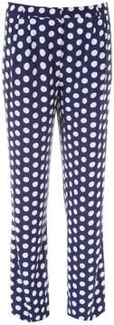 MICHAEL Michael Kors Polka Dots Trousers
