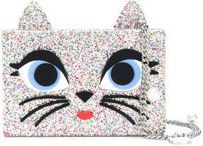 Karl Lagerfeld cat crossbody bag