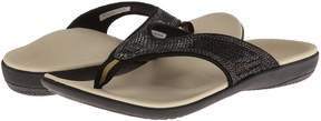 Spenco Yumi Snake Women's Toe Open Shoes