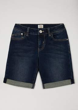 Armani Junior Denim Bermuda Shorts