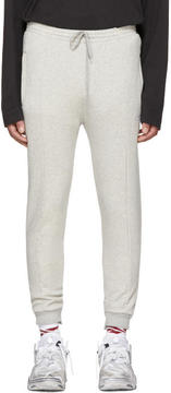 Vetements Grey Fitted Jogging Pants