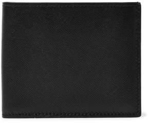 Common Projects Cross-Grain Leather Billfold Wallet
