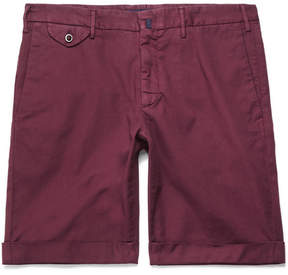Incotex Stretch-Cotton Shorts