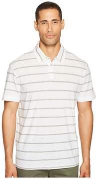 Jack Spade Stripe Jersey Polo Men's Clothing