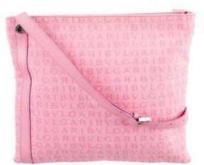 Bvlgari Monogrammed Crossbody Bag