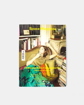 Ubiq Space Magazine - Issue 5 'Camille Bidualt-Waddington'