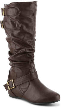 Journee Collection Women's Tiffany Wide Calf Boot