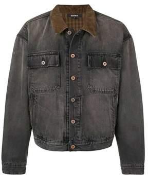 Yeezy Men's Brown Cotton Jacket.