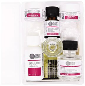 Beauty Secrets Odorless Acrylic Kit CALI