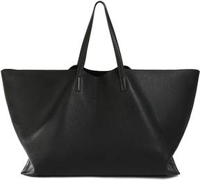Jil Sander Shopper Leather Tote