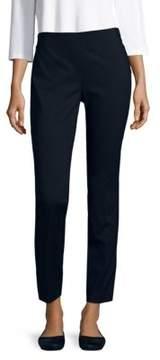Saks Fifth Avenue BLACK Mid-Rise Powerstretch Pants