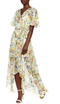 Ark & Co Floral Wing Maxi Dress