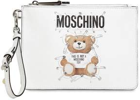 Moschino Teddy Bear Small Pouch