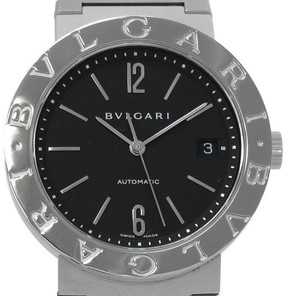 Bulgari Bvlgari BB38SS Stainless Steel Automatic 38mm Mens Watch