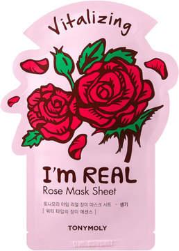 Tony Moly TONYMOLY I'm Real Rose Sheet Mask