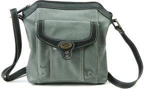 b.ø.c. Charcoal & Black Beekman Crossbody Bag