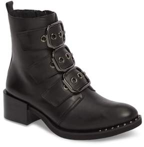 Jeffrey Campbell Todd Buckle Strap Bootie