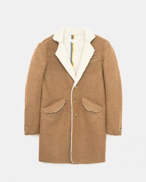 Soulland Bart Coat (Beige)