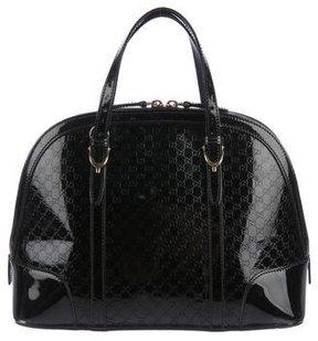 Gucci Microguccissima Nice Bag - BLACK - STYLE