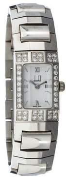 Dunhill Diamond Watch