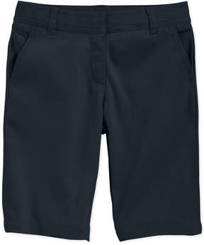 Nautica School Uniform Bermuda Shorts, Big Girls