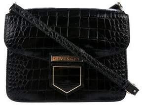 Givenchy Embossed 2017 Nobile Crossbody Bag