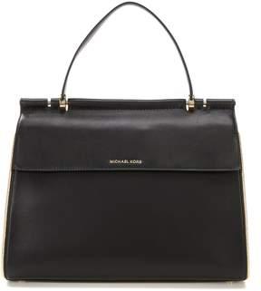MICHAEL Michael Kors Jasmine Large Top Handle Satchel Bag