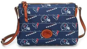 Dooney & Bourke NFL Houston Texans Cross-Body Bag - BLUE - STYLE