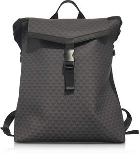 Emporio Armani All Over Logo Men's Backpack