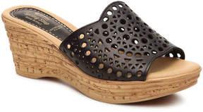 Spring Step Women's Lovey Wedge Sandal