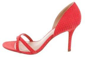 AERIN Python Crossover Sandals