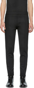 Neil Barrett Black Side Band Tuxedo Trousers