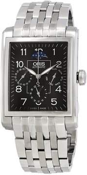Oris Rectangular Automatic Black Dial Men's Watch