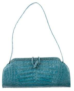 Nancy Gonzalez Crocodile Shoulder Bag