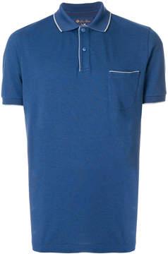 Loro Piana button pocket polo shirt