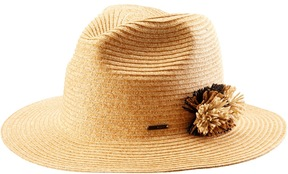 Roxy Vamos A La Playa Natural Panama Hat 8160092