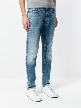 G Star G-Star acid wash slim fit jeans