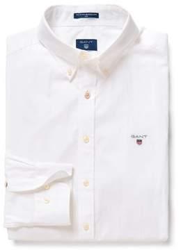 Gant Men's White Cotton Shirt.